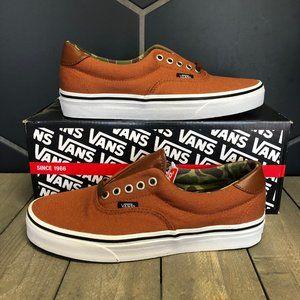 New W/ Box! Vans Era 59 C&L Ginger Bread Brown